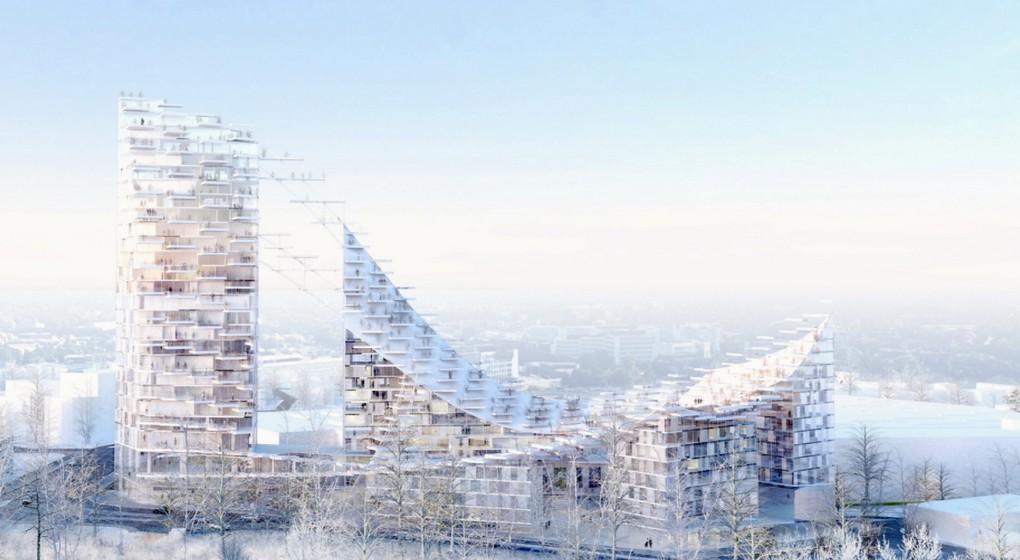 La delta tower de fujimoto un projet architectural for Architecture projet