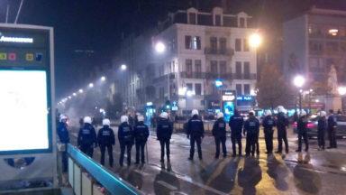 Émeutes à Bruxelles : deux nouvelles personnes interpellées et citées à comparaître
