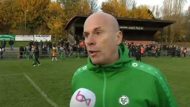 D3 amateurs : Ganshoren surpris à la dernière minute par La Louvière (1-1)