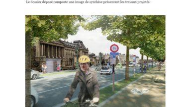 Bruxelles : non, la place des Palais ne va pas être asphaltée