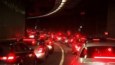 Toujours plus d'embouteillages à Bruxelles