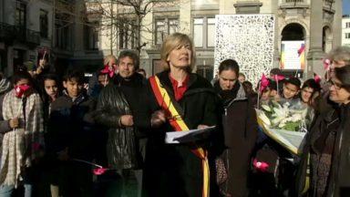 Deux ans après l'attentat du Bataclan, Molenbeek rend hommage aux victimes