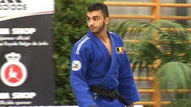 Naoufal Ez Zerrad, la nouvelle pépite du judo bruxellois