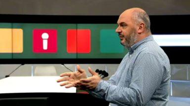 """Christos Doulkeridis : """"Si les citoyens d'Ixelles me font confiance, évidemment que je ne cumulerai pas"""""""
