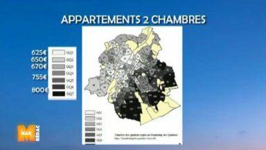De nouvelles grilles indicatives pour calculer le prix moyen de votre loyer à Bruxelles