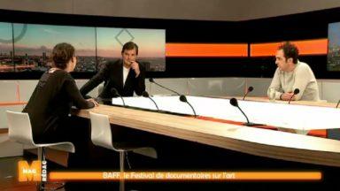 14 productions en compétition au BAFF, le Festival de documentaires sur l'art en lien avec la Belgique