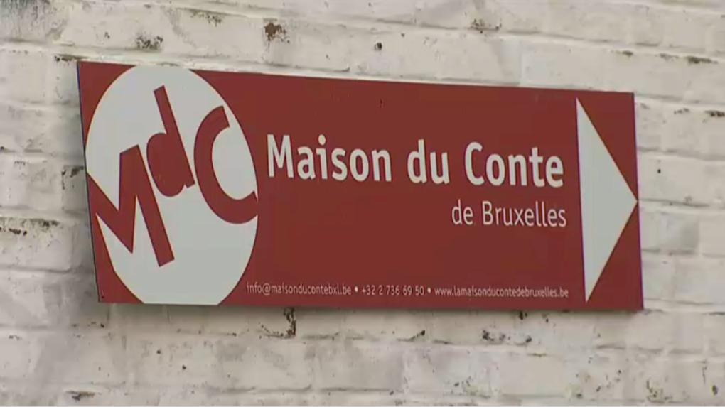 La Maison Du Conte Devient Theatre De La Parole Bx1