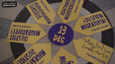 InMyName : une action en faveur d'une autre politique migratoire en Europe se tiendra le 13 décembre