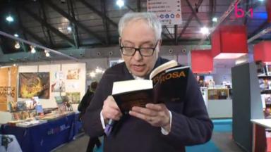 Marcel Sel lauréat du Prix des Bibliothèques de la Ville de Bruxelles pour son roman Rosa