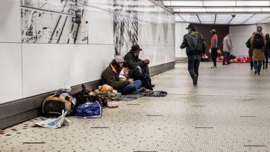 Face au froid, la gare du Midi ouverte aux sans-abris durant la nuit