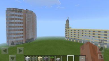 """Le CIVA fera découvrir les quartiers de Bruxelles aux jeunes via le célèbre jeu vidéo """"Minecraft"""""""