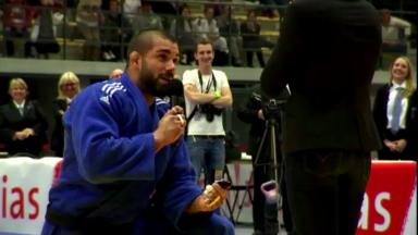 Un premier titre de champion de Belgique senior et une demande en mariage pour Nikiforov