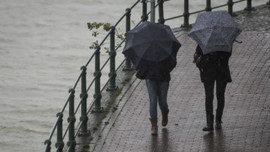 Sortez vos parapluies ce jeudi matin