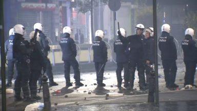 Émeutes à Bruxelles et Ixelles : le parquet fait le point sur les 30 arrestations menées
