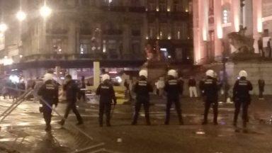 Émeutes à la Bourse : deux ans requis contre un homme de 20 ans