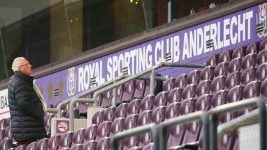 """Vente du RSC Anderlecht : le Russe Usmanov ne serait qu'un """"intermédiaire"""""""