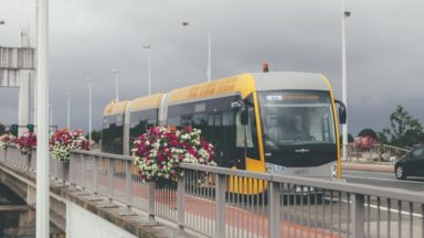 De Lijn achète 14 trambus pour relier le Heysel à Brussels Airport
