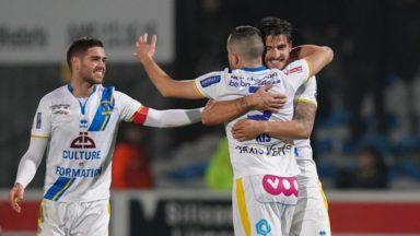 Division 1B : l'Union Saint-Gillloise retrouve le succès à Westerlo (0-1)
