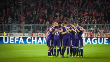 Ligue des Champions : Anderlecht peut encore sauver sa saison européenne