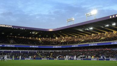 Anderlecht toujours dans l'incertitude concernant le stade Constant Vanden Stock