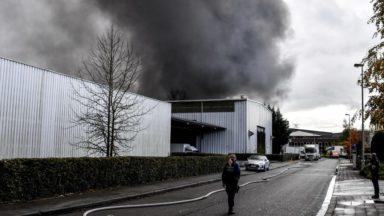 L'entreprise de gaufres Milcamps agrandira son site de Dour après l'incendie à Forest