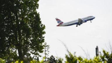 Selon une association, 337 000 personnes sont victimes des nuisances sonores de Brussels Airport