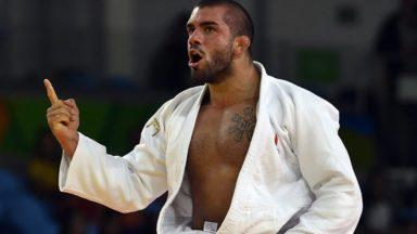 Judo : le Bruxellois Toma Nikiforov battu seulement en finale par Teddy Riner