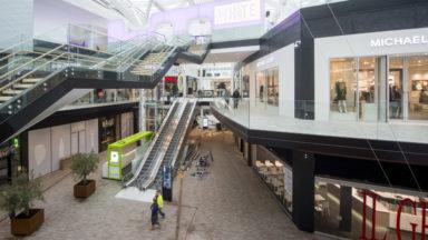 Le centre commercial Docks Bruxsel enregistre une belle croissance