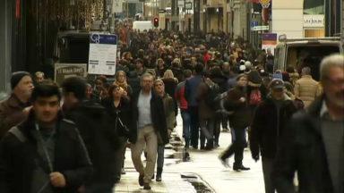 Bruxelles compte la population moyenne la plus jeune de Belgique