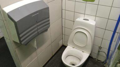 """""""Ne tournons pas autour du pot"""" : une initiative pour améliorer l'état des toilettes dans les écoles"""