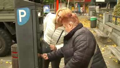 A Ixelles, une application mobile permet de payer son parking à distance