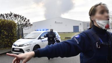 """Incendie à Forest : """"Aucune augmentation de concentration de polluants à 15h00"""" (cabinet Fremault)"""