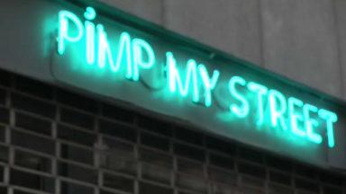 Pimp My Street : des créateurs belges investissent la Petite Rue des Bouchers