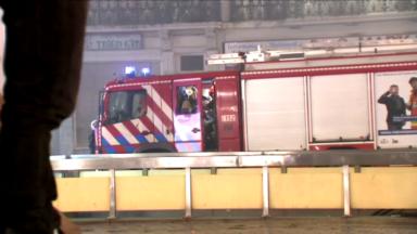 Émeutes à Bruxelles : le SIAMU porte plainte contre X