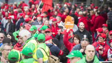 Les syndicats annoncent des actions de protestation dans plusieurs secteurs du 10 au 14 décembre