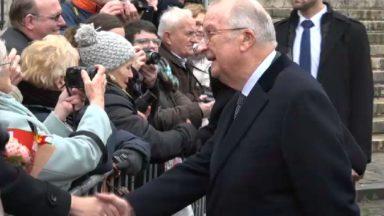 Fête du Roi : la famille royale, à l'exception du Prince Laurent, a répondu présent au Te Deum