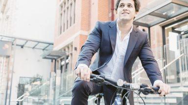 Environ 15% des travailleurs reçoivent une indemnité vélo