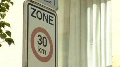 La commission Infrastructures du Parlement bruxellois vote contre la zone 30 généralisée sur toute la région