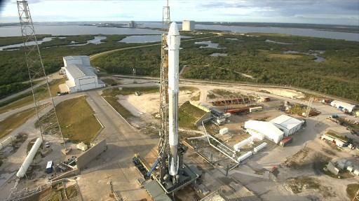 SpaceX : succès avec la première fusée recyclée pour la Nasa