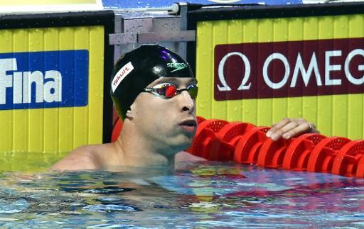 Euro en petit bassin: Pieter Timmers se pare d'argent sur 100m libre