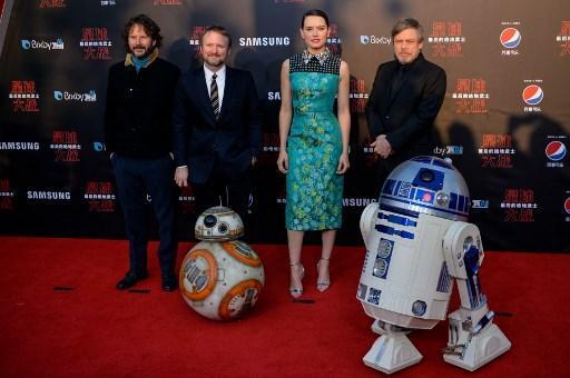 Cinéma: Star Wars reste en tête du box-office nord-américain