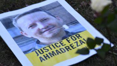 Didier Reynders demande à son homologue iranien que le professeur de la VUB condamné à mort ne soit pas exécuté