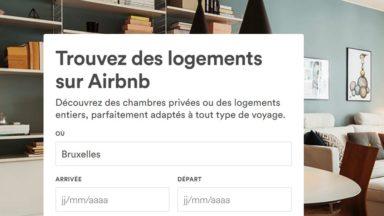 Près de 650 dossiers ouverts à Bruxelles sur des locations Airbnb