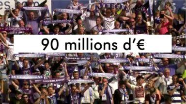 Rachat du RSC Anderlecht : comment calcule-t-on la valeur d'un club ?
