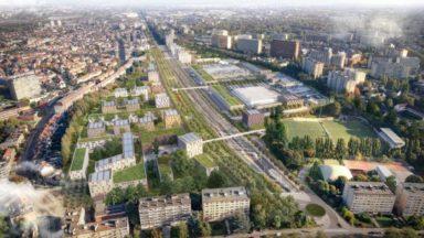 Josaphat : la première phase du projet de quartier durable est lancée