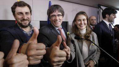 Catalogne : Puigdemont prêt à rencontrer Rajoy à Bruxelles ou dans un autre état européen