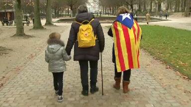 Manifestation des indépendantistes catalans jeudi : les hôtels bruxellois pris d'assaut