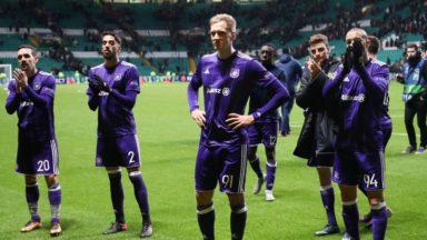 Ligue des Champions : Anderlecht, vainqueur du Celtic (0-1), est éliminé de toute compétition européenne