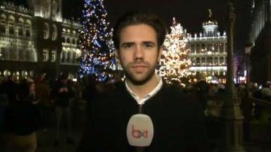 La Ville de Bruxelles rend hommage à Johnny Hallyday sur la Grand Place