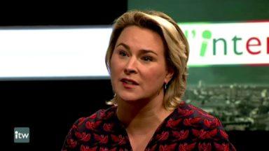 Céline Fremault (CDH) est l'invité de L'Interview